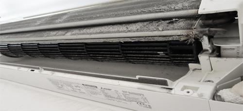 фото: Для чего нужно чистить кондиционер? Техобслуживание сплит системы кондиционирования